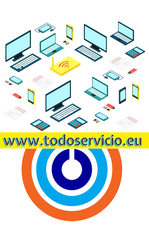 Todo Servicio: portal de servicios integrales